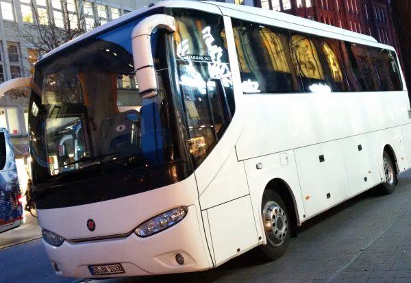 Iveco Viaggio 38-Sitzer