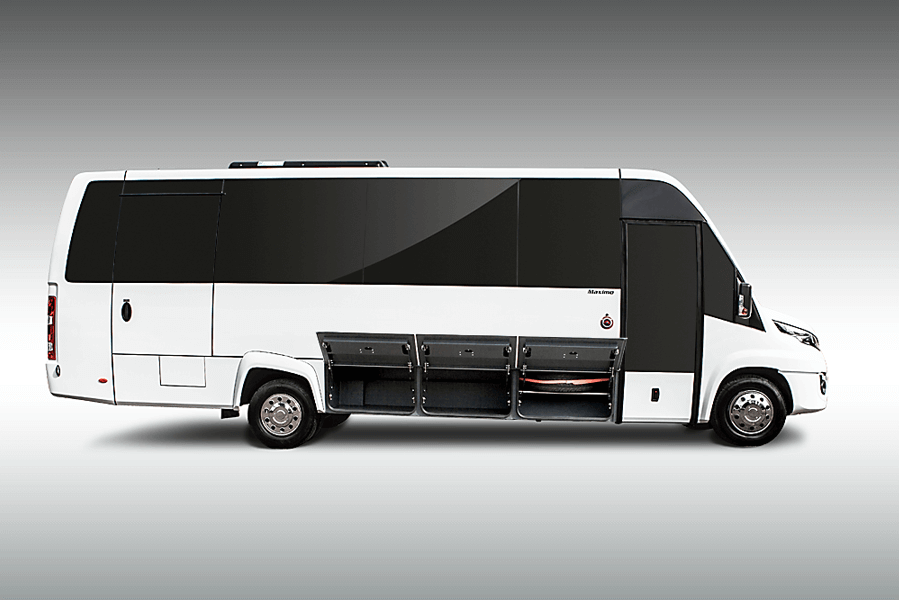Iveco ProBus ML Gepäckraum