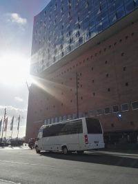 Buskontakt-Hamburg im Einsatz