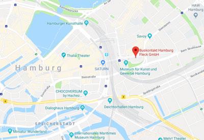 Buskontakt-Hamburg Kontakt, so finden Sie uns.