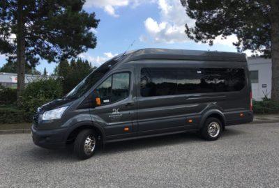 Ford Transit 17-Sitzer Buskontakt