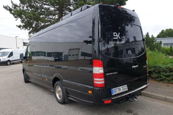 Mercedes Sprinter Buskontakt